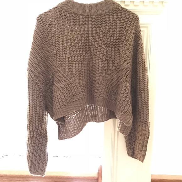 997099499e0 Kendall   Kylie Sweaters - ❕NWOT Kendall   Kylie Mock Neck Sweater ...